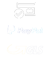 Card pay, PayPal, GLS
